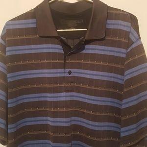 Other - Men's polo style short sleeve shirt size extra lar